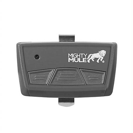 Mighty Mule Three Button Remote, MMT103