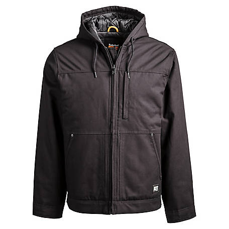 Timberland PRO Men's Baluster Insulated Hooded Jacket