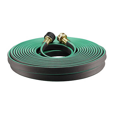 GroundWork Flat Soaker Hose, 60 ft., XHJ-1260SH