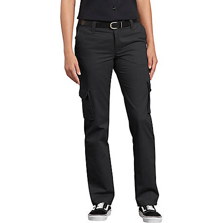 Dickies Women's Stretch Cargo Pants
