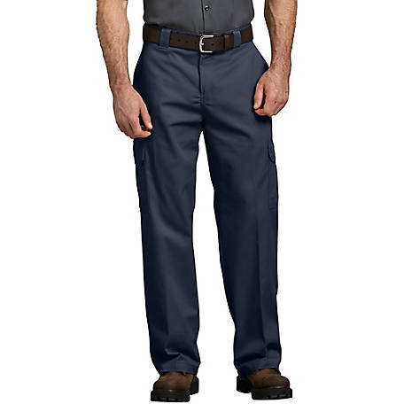 Dickies Men's FLEX Relaxed Fit Straight Leg Cargo Pants