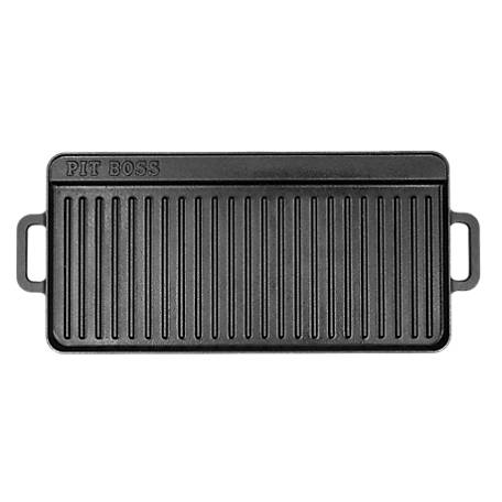 Pit Boss 14in x 28in Cast Iron Griddle, 68008
