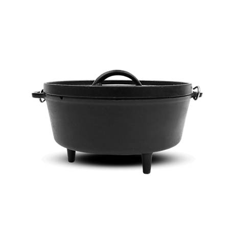 Pit Boss 14in Cast Iron Dutch Oven, 68011