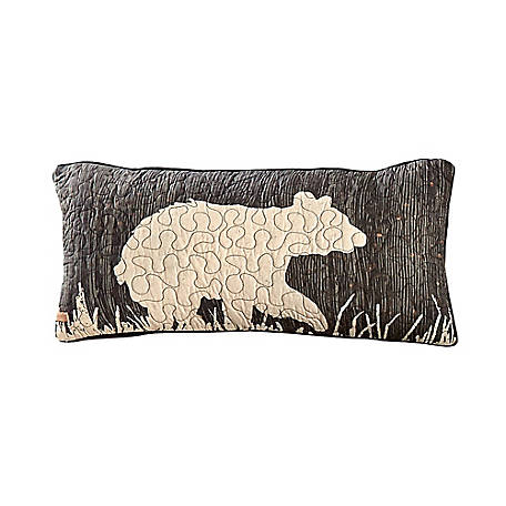 Donna Sharp Moonlit Bear Rectangle Pillow, 61117