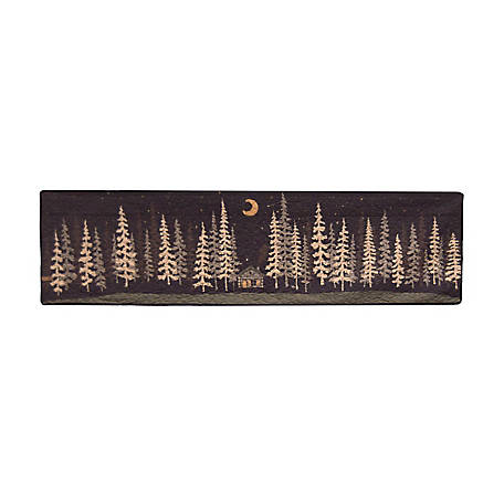 Donna Sharp Moonlit Cabin Valance/Runner, 61209
