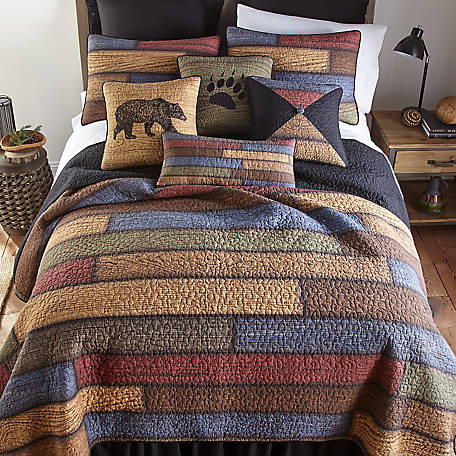 Donna Sharp Oakland Twin Quilt, 75404