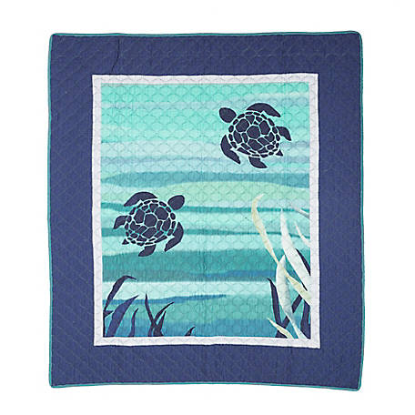 Donna Sharp Summer Surf Throw, 87010