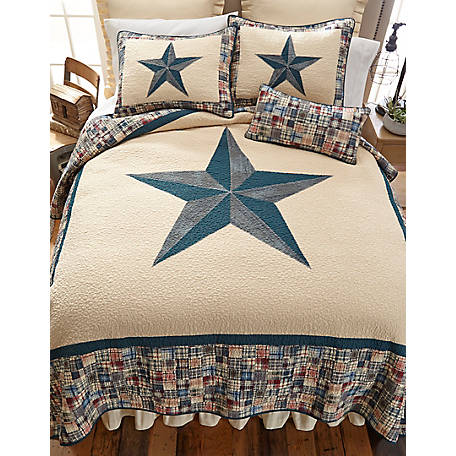 Donna Sharp Austin Star King Quilt, 65227