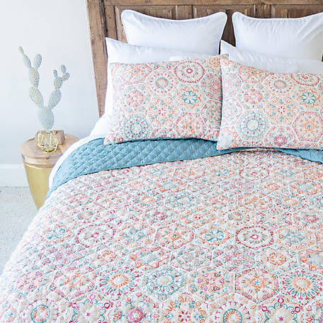 Donna Sharp Willow King Quilt Set, Y20037