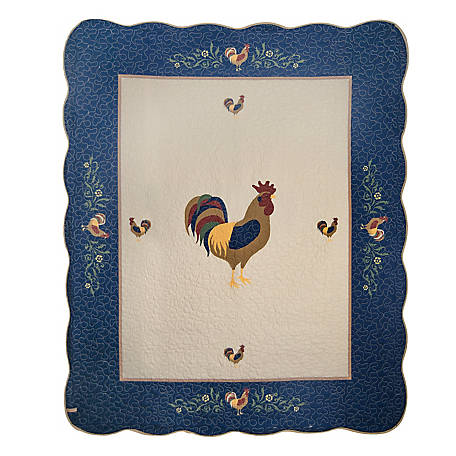 Donna Sharp Brunswick Rooster Throw, 60510