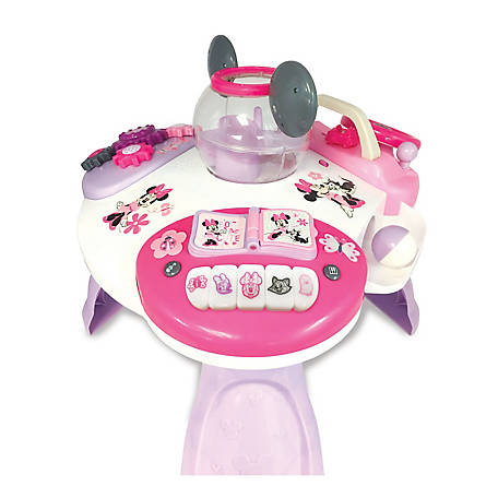 Kiddieland Disney Minnie Mouse & Friends Discover Table Toy, 56838