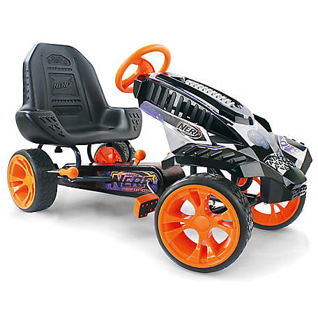 NERF  Battle Racer Ride-On Pedal Go-Kart, T91800