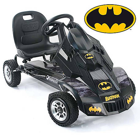 Hauck Batman Batmobile Ride-On Pedal Go-Kart, T90230
