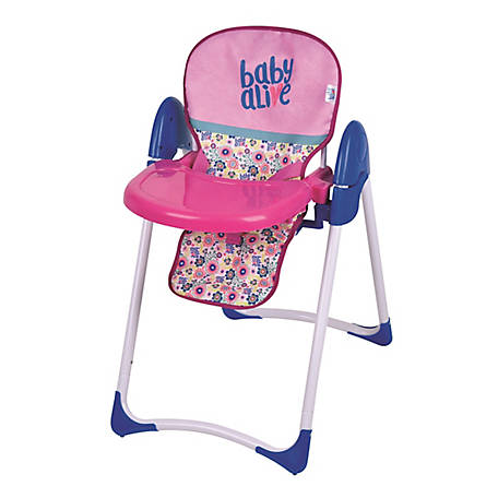 Baby Alive Doll Deluxe High Chair, D93191