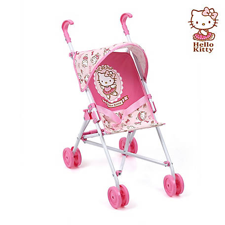Hello Kitty Baby Doll Stroller, D81282