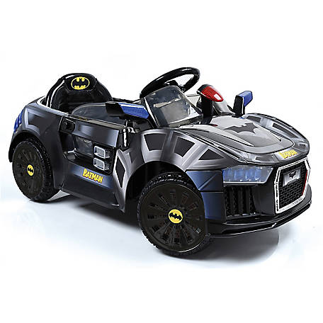 Hauck Batmobile 6V Battery Powered Electric Ride-On Sports Car (Batman), T97240