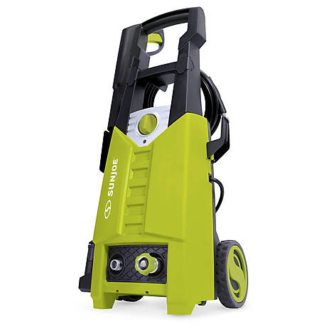 Sun Joe 1,900 PSI 1.6 GPM Electric Pressure Washer, SPX2597