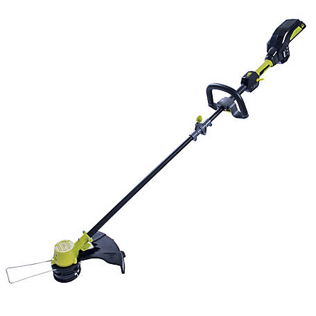 Sun Joe 100-Volt iONPRO 16 in. Cordless String Trimmer - Tool Only, ION100V-16ST-CT