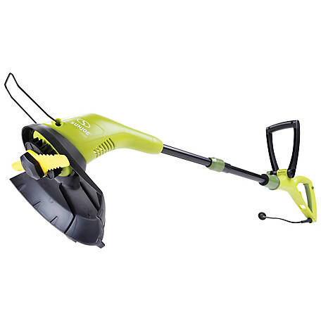 Sun Joe Electric SharperBlade 2-in-1 Stringless Trimmer + Edger, SB602E