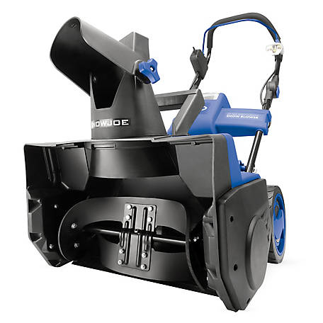 Snow Joe 40-Volt 5-Ah 18 in. Cordless Snow Thrower, ION18SB-PRO