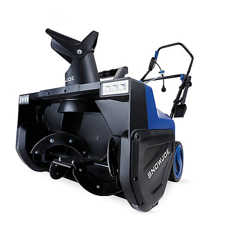 Snow Joe 22 in. 15-Amp Electric Snow Blower, SJ627E