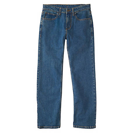 Carhartt Boy's Denim 5 Pocket Jean, CK8374