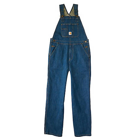 Carhartt Boys' Denim Overall Unlined CM8669