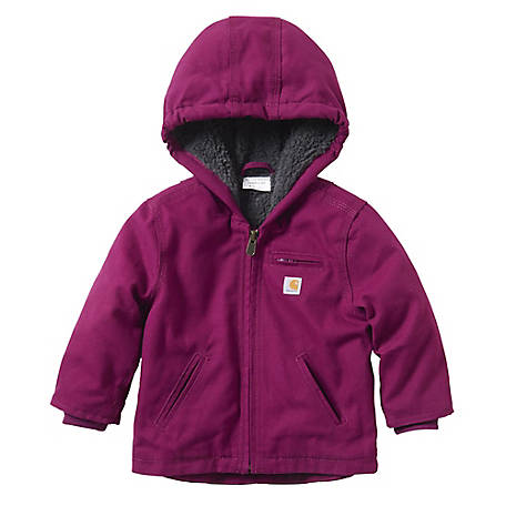 Carhartt Infant Girl's Sierra Jacket, CP9553