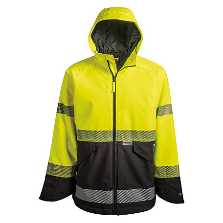 Timberland PRO Men's Work Sight High-Visibility Insulated Jacket (Big/Tall)