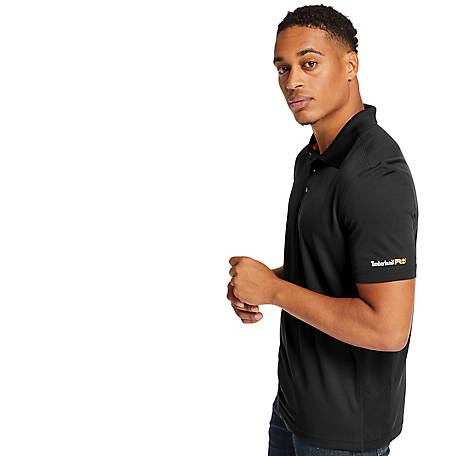 Timberland PRO Men's Wicking Good Short Sleeve Polo, TB0A1P16