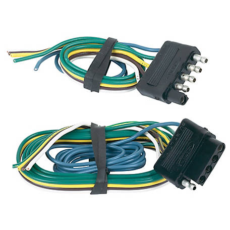 Hopkins Towing Solutions 5 Wire Flat Set, 47895