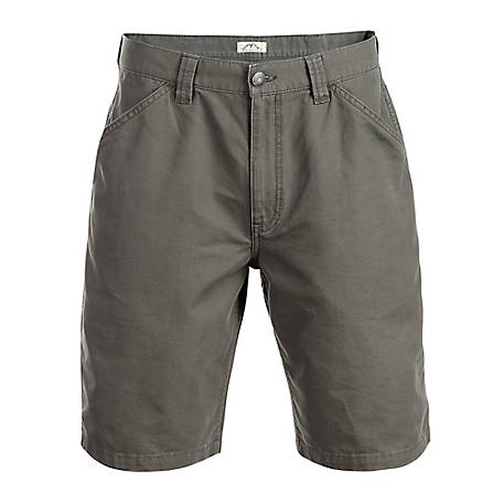Blue Mountain Men's Canvas Utility Short