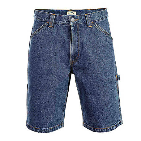 Blue Mountain Men's Denim Utility Short