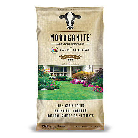 Moorganite 30 lb. Moorganite All Purpose Fertilizer, 11949-64