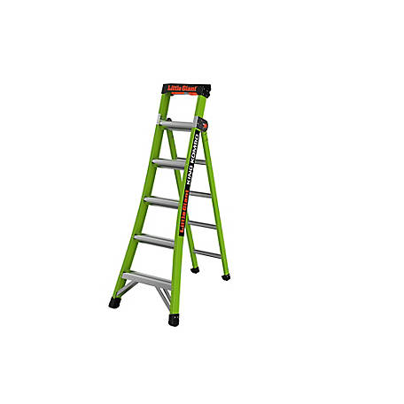 Little Giant King Kombo 6-10 Type IAA-375 lb. Ladder, 13610-001
