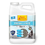 Paws & Claws Clean & Simple Cat Litter, 20 lb., 231927