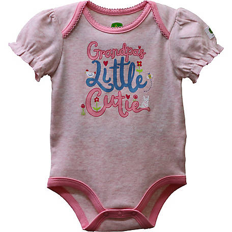 John Deere Girls' Infant Body Shirt Cutie, J1B25