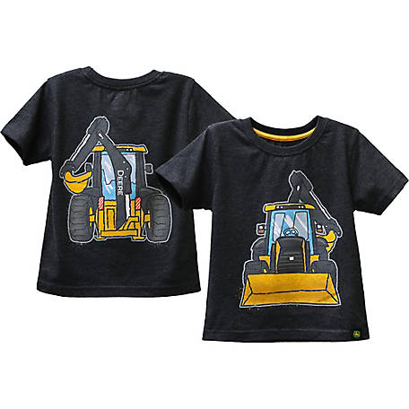 John Deere Boys' Toddler Boy's Tee Shirt Come Go, J1T539KTT