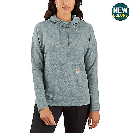Carhartt Women's Long Sleeve Pullover Hoody