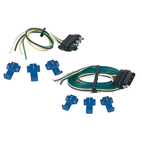 Hopkins Towing Solutions 4 Wire Flat Set, 48 in., 48205