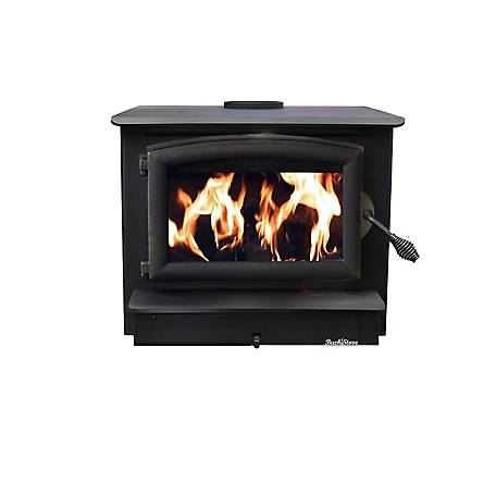Buck Stove Model 74 with Black Door, FP 74