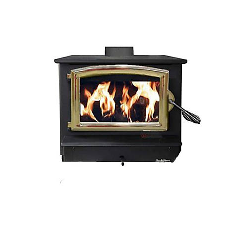 Buck Stove Model 74 with Gold Door, FP 74G