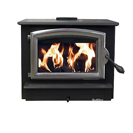 Buck Stove Model 74 with Pewter Door, FP 74P