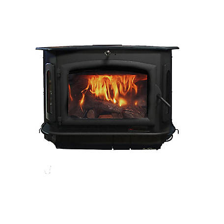 Buck Stove Model 91 with Black Door, FP 91
