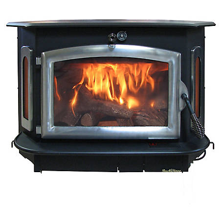 Buck Stove Model 91 with Pewter Door, FP 91P