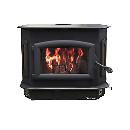 Buck Stove Model 81 with Black Door , FP 81
