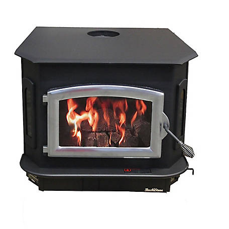 Buck Stove Model 81 with Pewter Door, FP 81P