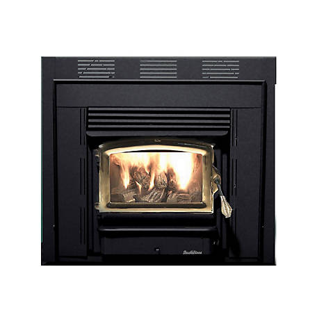 Buck Stove Model ZC21 with Gold Door, FP ZC21G