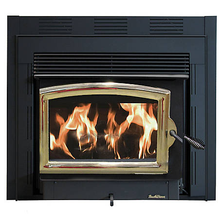 Buck Stove Model Zc74 with Gold Door, FP ZC74G