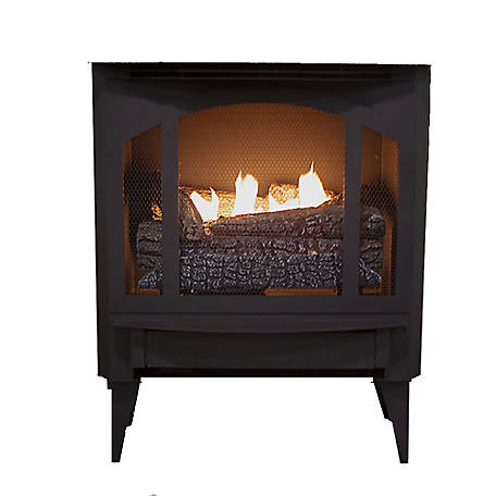 Buck Stove Model T33 Natural Gas, NV T-33NAT